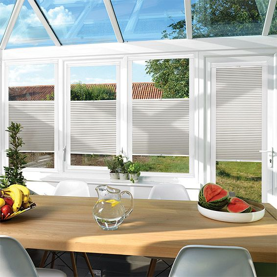 DuoShade Grey PerfectFIT Thermal Blind%20from%20Blinds%202go