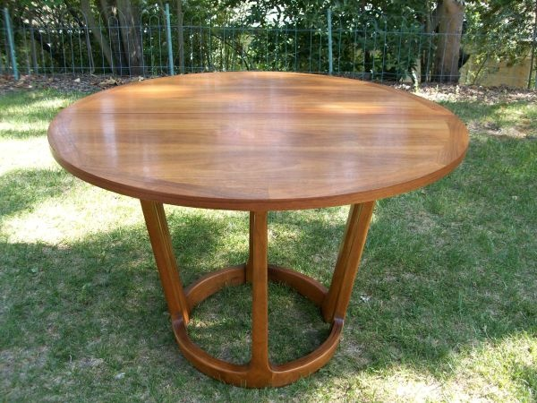 mid century modern mid century dining table and walnut dining table