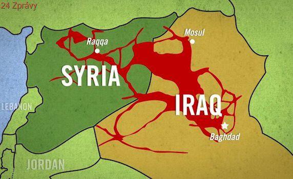 Írán odpálil rakety proti Islámskému státu v Sýrii