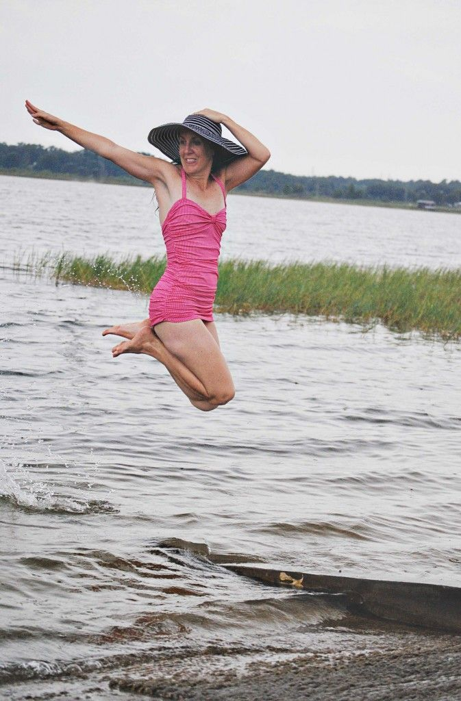 Bombshell Swimsuit by Dandelion Drift
