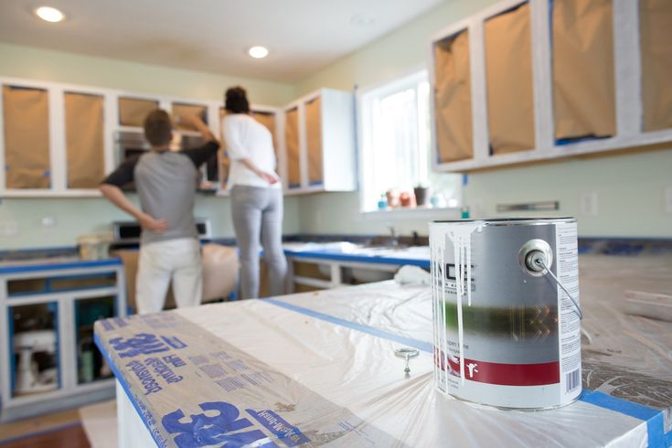 The Best Kind of Paint for Painting Kitchen Cabinets — Paint Project