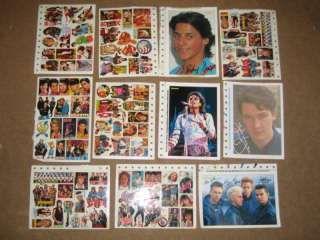 Aufkleber BRAVO & Popcorn Sticker Deine Stars in Hamburg   Wandsbek
