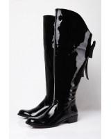 Μπότες φιόγκος
