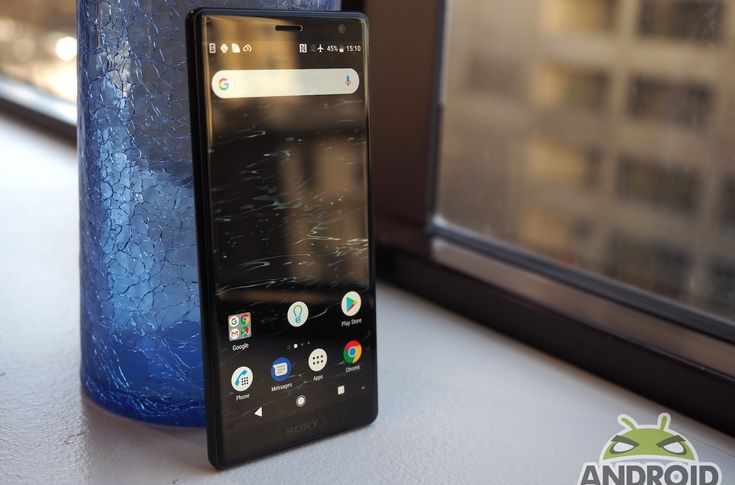 Sony Xperia XZ2 receives Night Lite feature One-handed mode