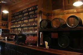 La Venencia Sherry Bar, Madrid.