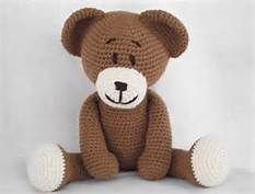 Amigurumi Teddy Bear Free Patterns : 267 best haken beren images on pinterest amigurumi patterns
