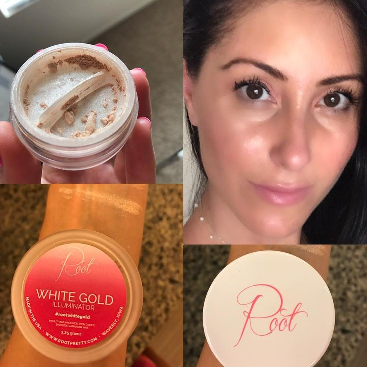 We've been using the best makeup brands for over 20+ years, but no brand can beat the Root Cosmetics Illuminator. You wont go wrong, its organic and gluten free...we use it as a eyeshadow as well, its super pigmented! #makeup #instamakeup #cosmetic #cosmetics #TagsForLikes #TFLers #fashion #eyeshadow #lipstick #gloss #mascara #palettes #eyeliner #lip #lips #tar #concealer #foundation #powder #eyes #eyebrows #lashes #lash #glue #glitter #crease #primers #base #beauty #beautiful…