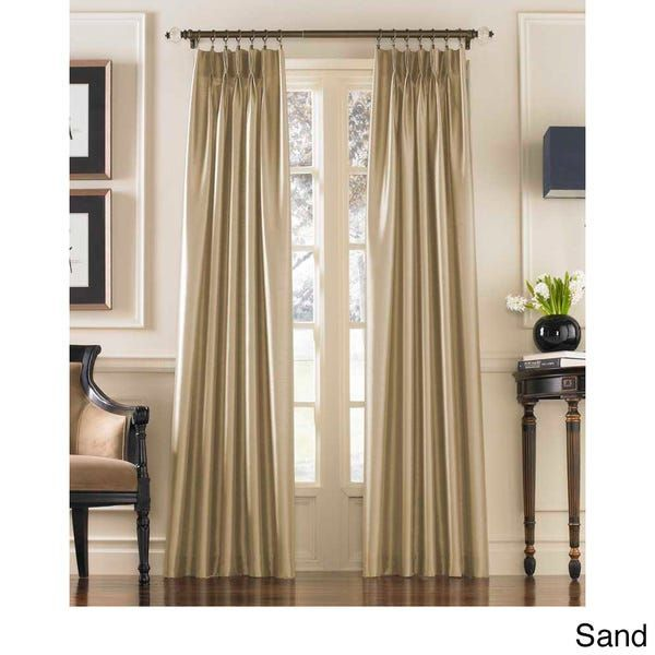 Overstock Com Online Shopping Bedding Furniture Electronics Jewelry Clothing More Pinch Pleat Curtains Panel Curtains Pleated Curtains