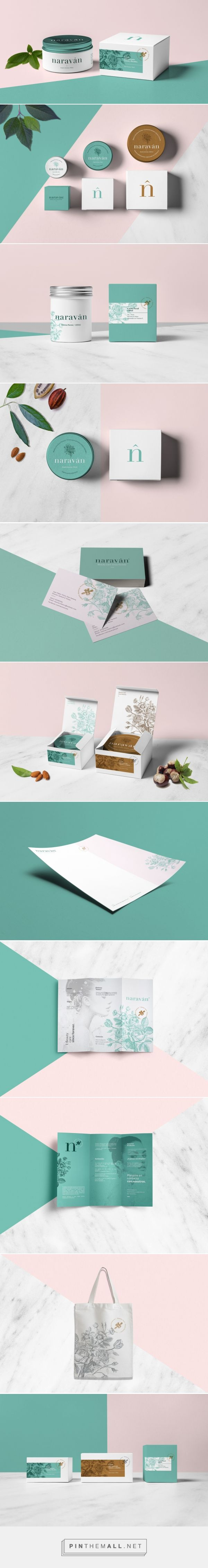 Naravân — The Dieline - Branding & Packaging - created via…