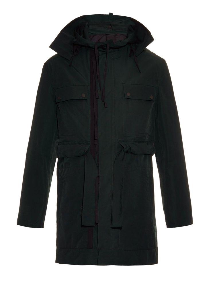 Multi-strap field jacket   Craig Green   MATCHESFASHION.COM UK