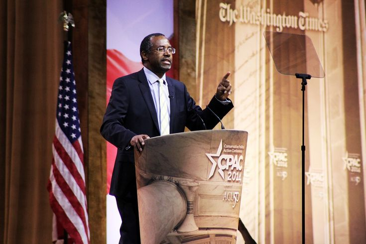 "CHRISTIAN NEUROSURGEON BEN CARSON SAYS ""I FEEL FINGERS' OF GOD PRODDING FOR PRESIDENTIAL -- Ben Carson Speaks at CPAC"