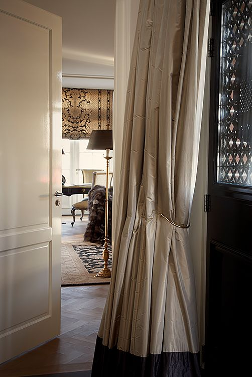 24 best DESIGNER FABRICS images on Pinterest   Blinds, Curtains and ...