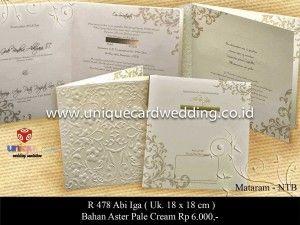 undangan pernikahan#Abi Iga