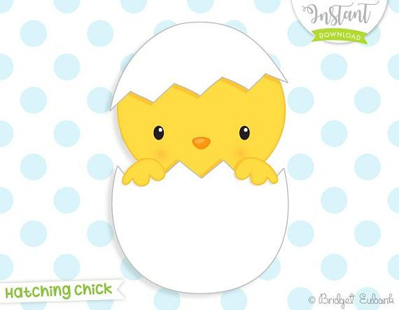 BABY CHICK /& EGG HATCHING EMBELLISHMENTS X 4 SCRAPBOOKING EASTER EGGS