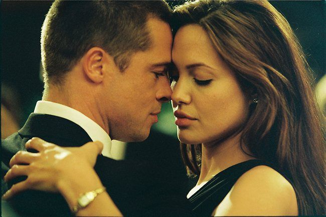 Mr and Mrs Smith: Brad Pitt and Angelina Jolie AKA most perfect couple in Hollywood