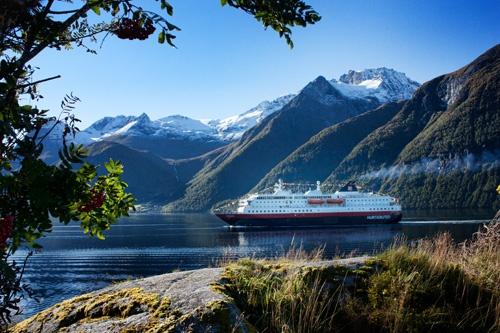 Noorwegen,Hurtigruten