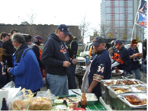 Best Chicago Bears Gameday Food Drink Images On Pinterest - 32 bears decided try human