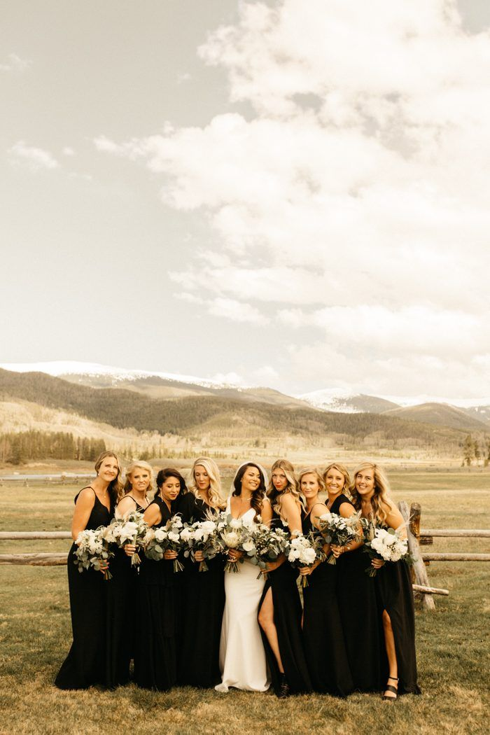 Bohemian Chic Mountain Wedding at Devil's Thumb Ranch