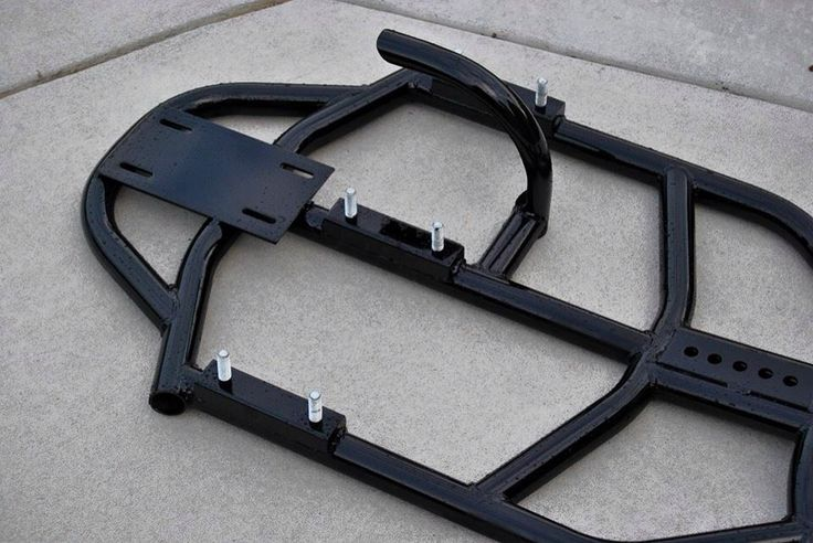 how to make a drift trike frame