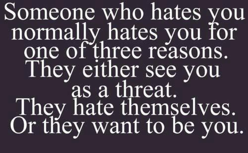 One of three reasons..Thoughts, Remember This, Inspiration, Hate, Quotes, Truths, So True, Dr. Who, True Stories