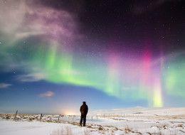 Northern Lights Visible Tonight In Edmonton, Winnipeg, Halifax