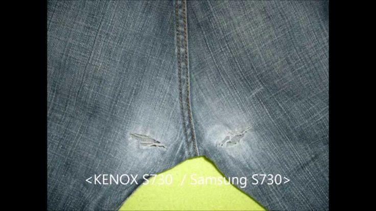 i tutorial di lilla: come rammendare il jeans/ How to mend a jeans