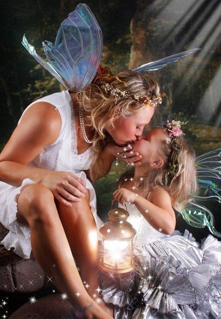 Enchanted Fairies Photo Session @ The Enchanted Fairies Studio