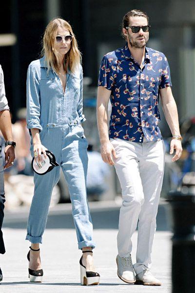 #dree Hemingway #style #looks #summer