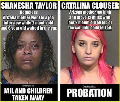 How The Coddling Of White Women Helps Them In Justice System Vs Abandonment
