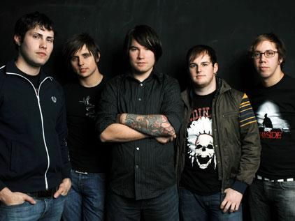 Hawthorne Heights. One of the few things from Ohio that I like.