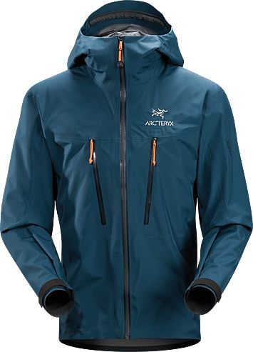 The good gore-tex. Arc'teryx Alpha LT Jacket