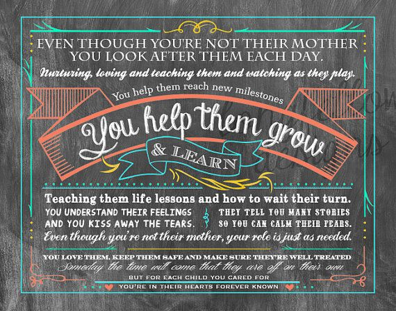 even though you u0026 39 re not their mother teacher by