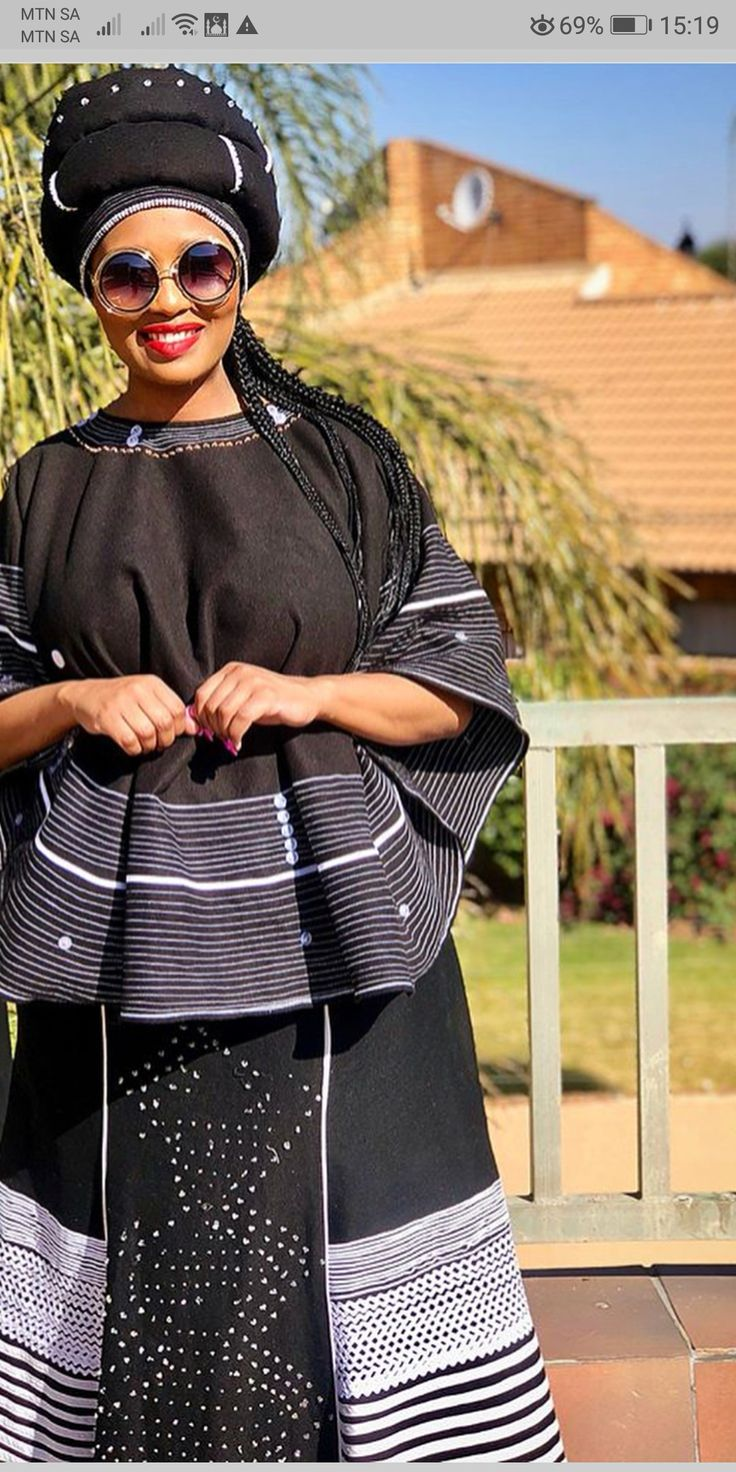 xhosa traditional attire dresses african wear south outfit shweshwe outfits modern fashionable xhosas plus inspired