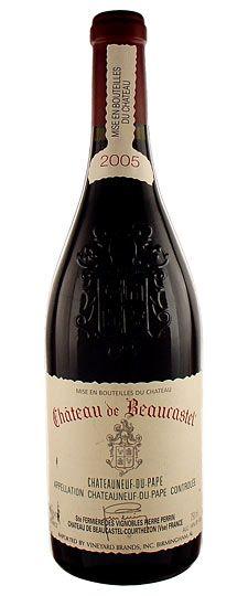 Assez 117 best Chateau de Beaucastel - Famille Perrrin images on  FB76