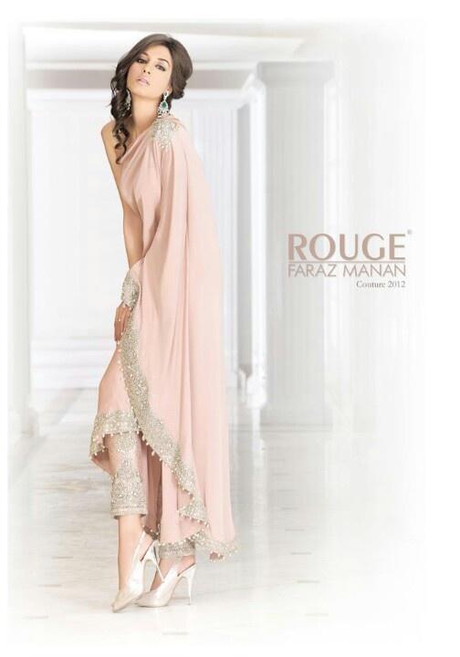 Rouge by: Faraz Manan