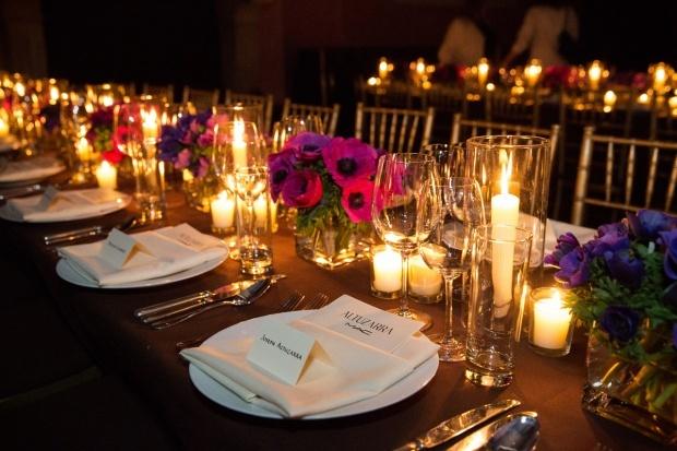 Love The Table Setting At Joseph Altuzarra 39 S Dinner Party