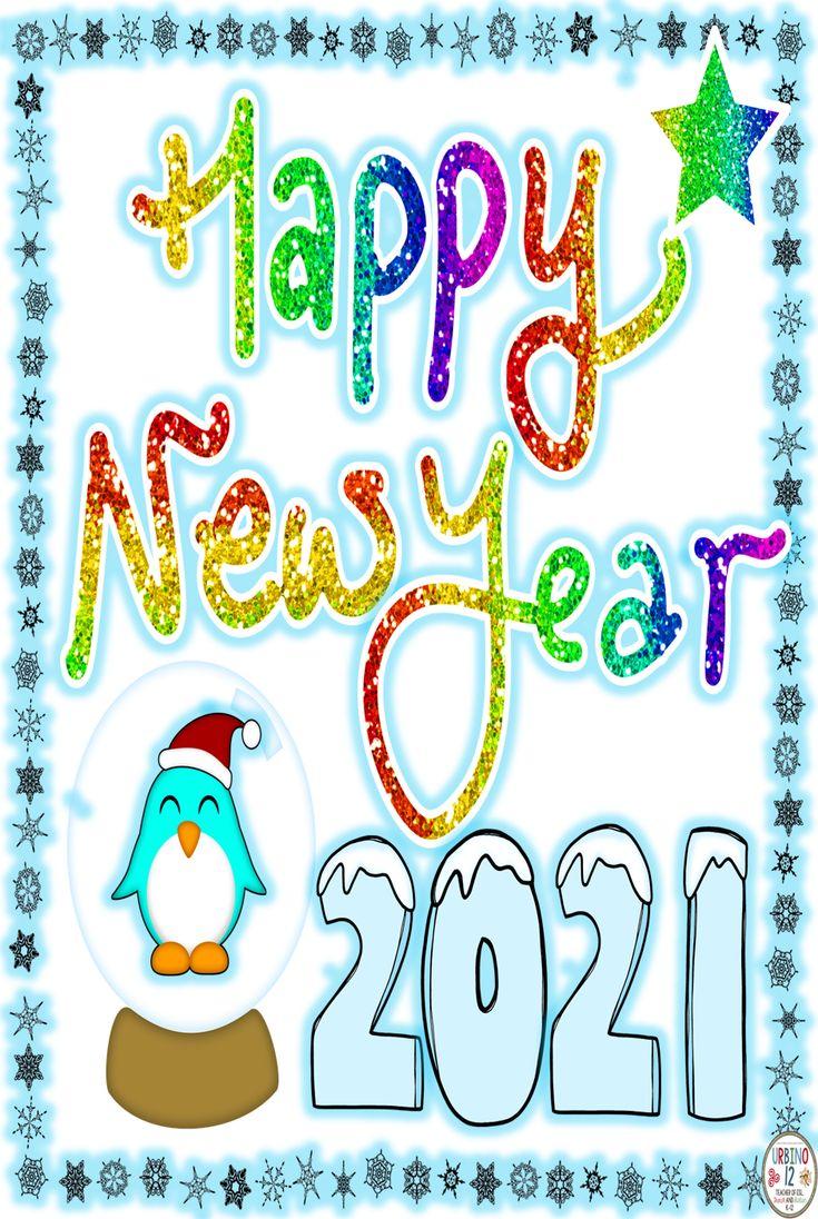 Happy New Year 2021 in 2020 Happy new year 2020, Happy