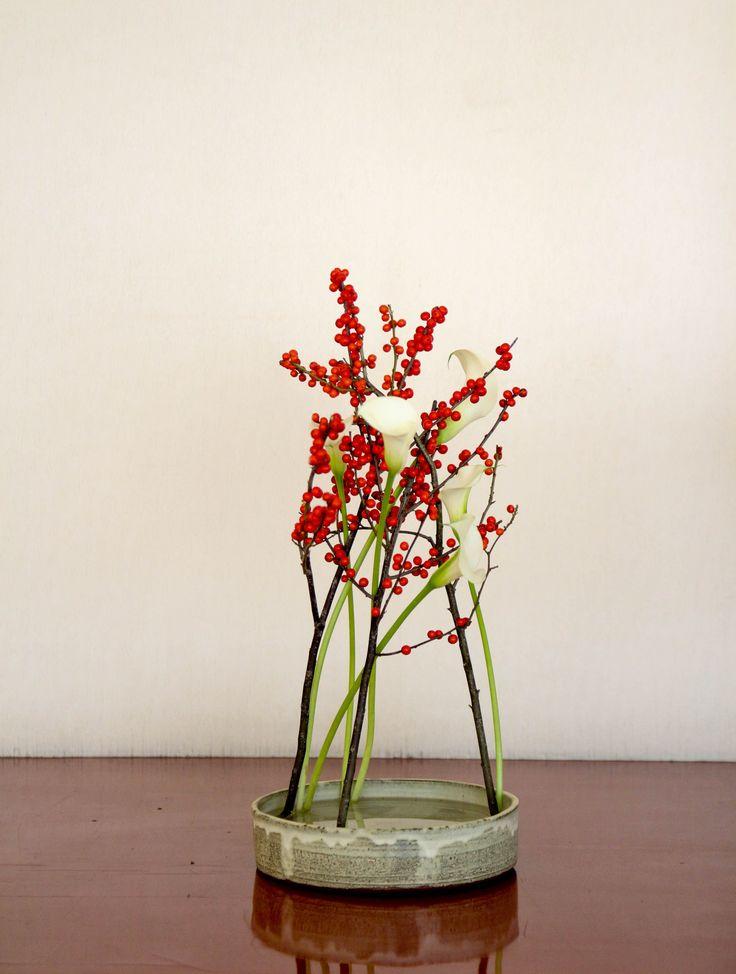 Ikebana realizzato da Luca Ramacciotti SgargianteSobrio ...