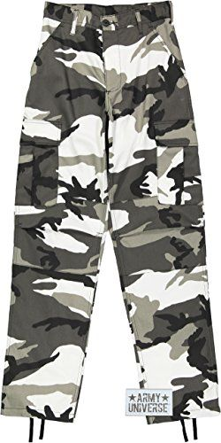 Army Universe Mens Urban City Camo Black White Camo Metro Urban Cargo Pants  Military BDU Fatigues With Pin  pant  menspants  jeans  clothing  fashion 70fbfa9d9