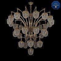 Люстра Большая Bohemia Ivele Crystal 1772/16+10+5+1/490/GB exclusive