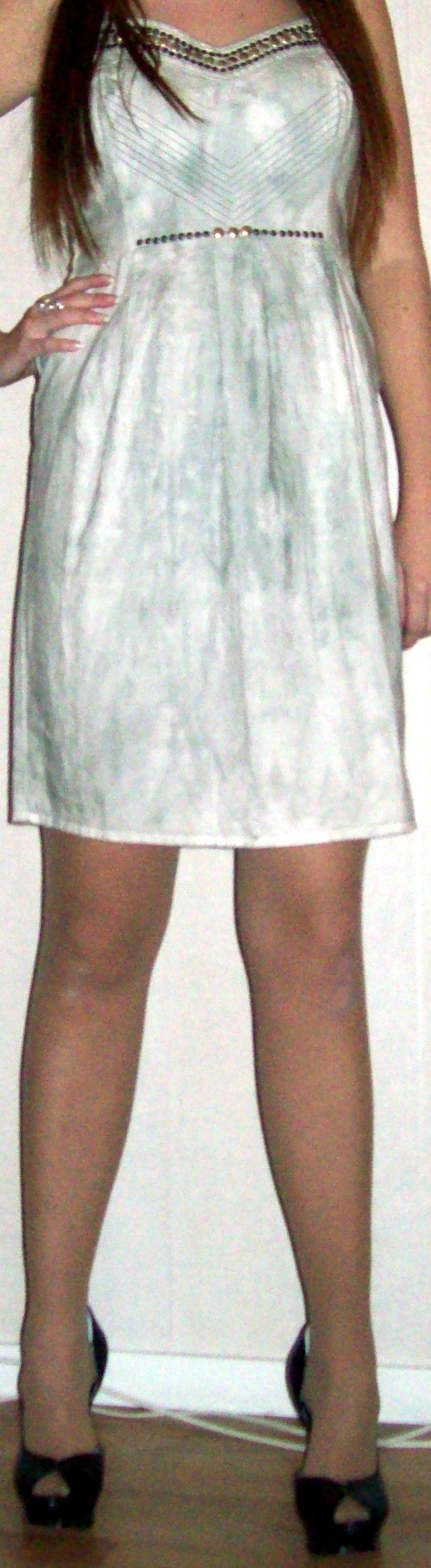 #myfavoritedress #dress #pretty #fashion #style #blue #clothing #shoes #highheel