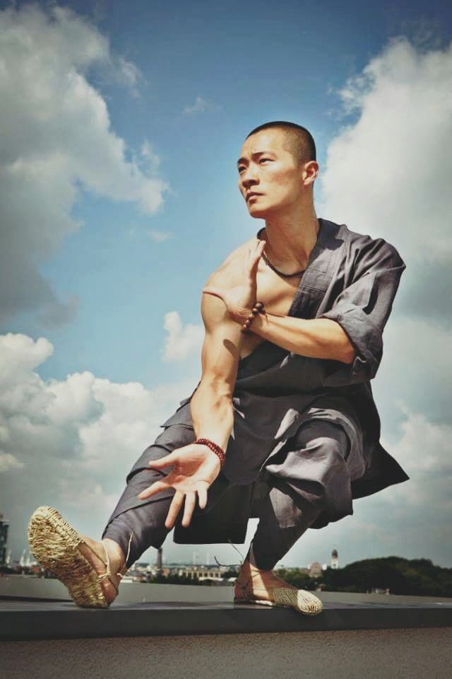 shaolin fist kung fu indicate ascend