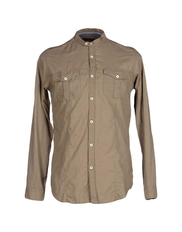 Messagerie Рубашки Для Мужчин - Рубашки Messagerie на YOOX - 38498148QV