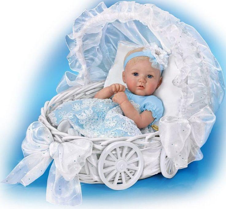 Marissa May Lifelike Baby Doll