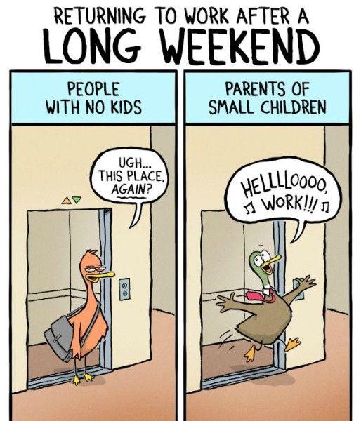 Parenthood summed up in 10 laugh-out-loud comics
