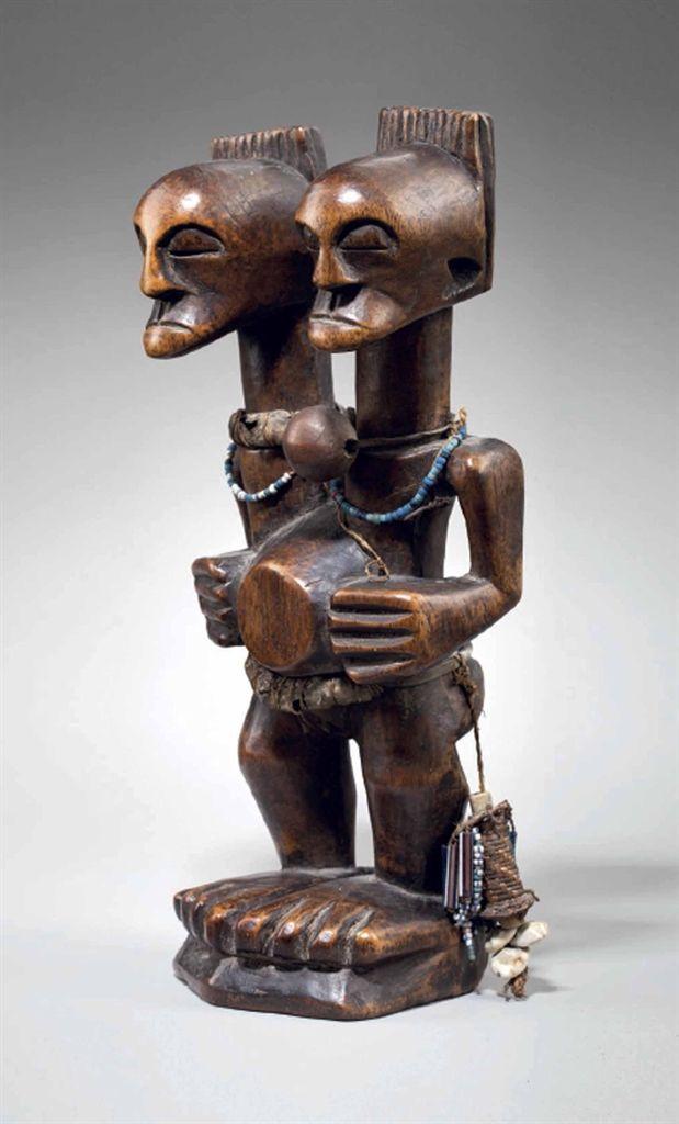 Songye Nkisi (Power Figure), DR Congo