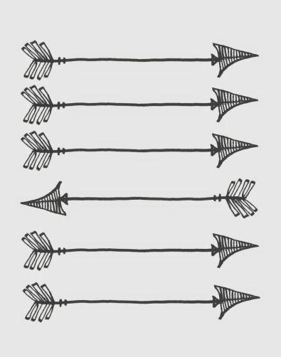 bebravelittleonearrow