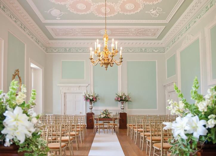 Botleys Mansion Wedding Venue, Chertsey, Surrey.