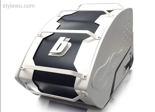55 Awesome Custom Computer Cases - http://stylewu.com/55-awesome-custom-computer-cases.html