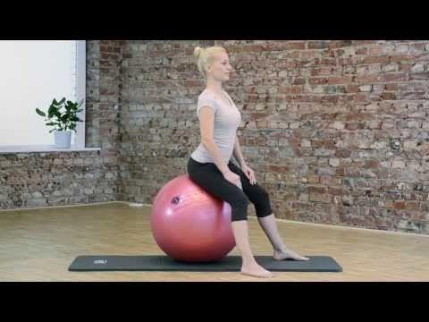 SISSEL® Securemax Ball -Eine Runde Sache Für Die Fitness! - Gesund Sitzen - Gesundheit, Wohlfühlen - Sissel.de